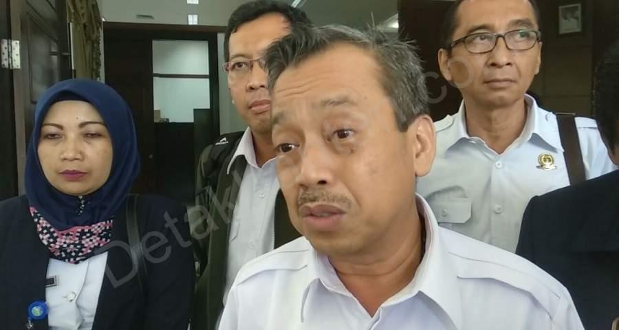 Stasiun BMKG Tangerang Minta Direlokasi