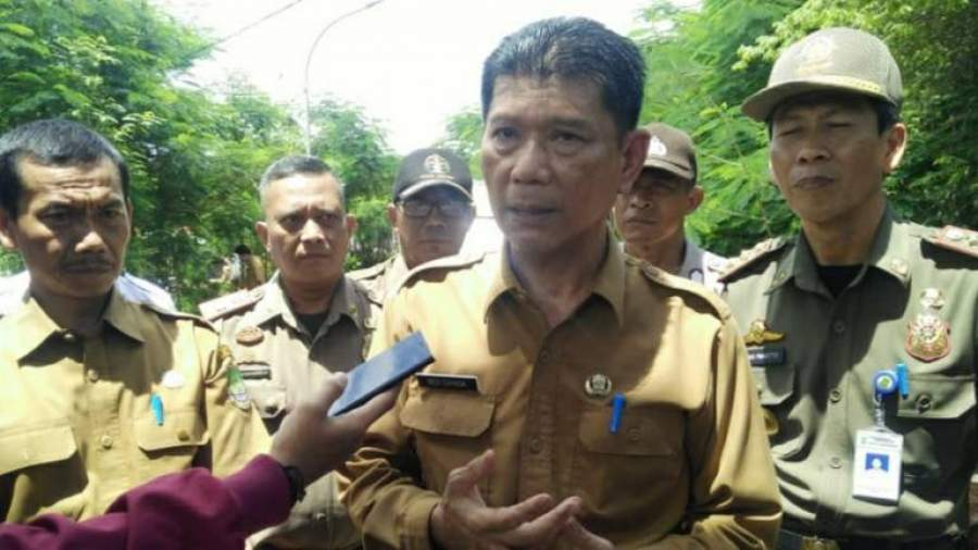 DLH Kota Tangerang Stop Pembuangan Kotoran Ternak Ke TPA Rawa Kucing