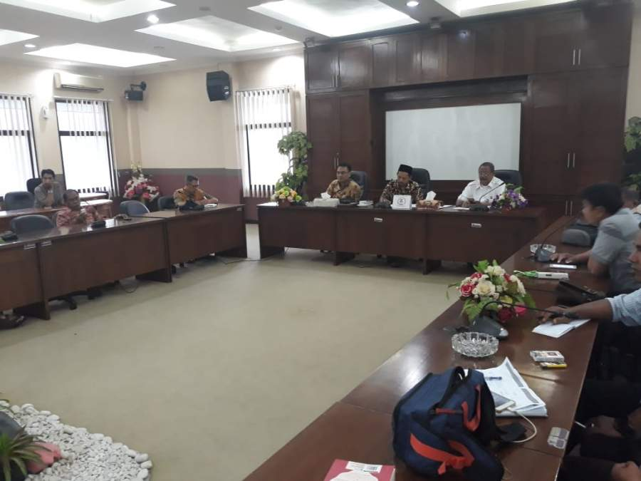 Pansus I DPRD Sosialisasikan Raperda Larangan Minuman Alkohol