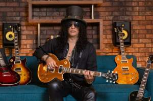 Gitaris Guns N' Roses, Slash. (foto/net)
