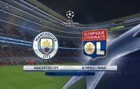 Preview Pertandingan Perempat Final Liga Champions, Manchester City VS Lyon
