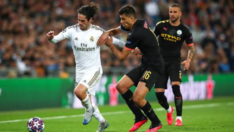 Preview Babak 16 Besar Liga Champions, Manchester City VS Real Madrid